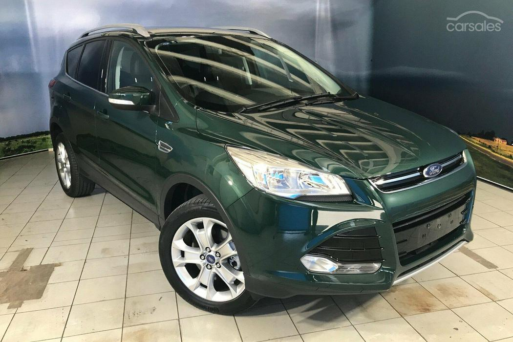 2015 ford kuga trend tf mkii auto awd my16