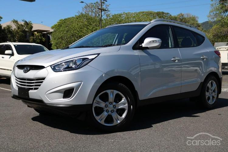 New Used Hyundai Ix35 Cars For Sale In Mackay Queensland