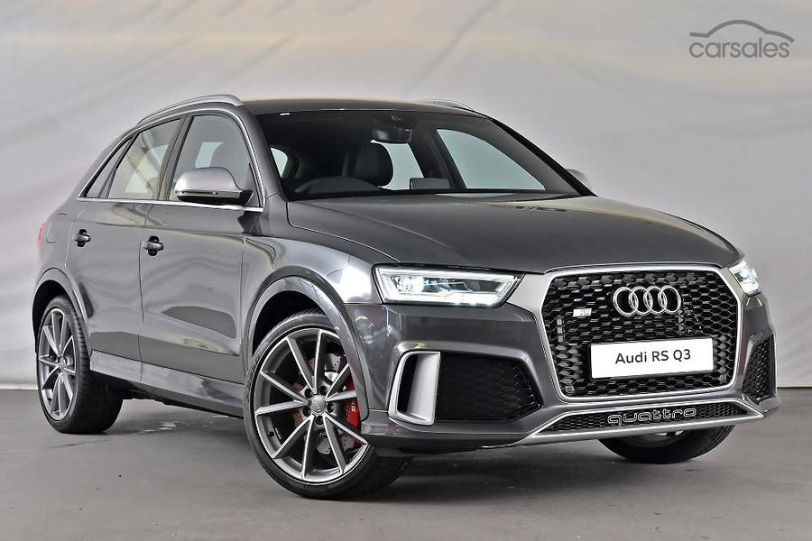 2018 Audi Rs Q3 Performance Auto Quattro My18 Oag Ad 16231689