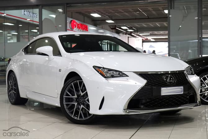 New Used Lexus Rc Cars For Sale In Australia Carsales Com Au