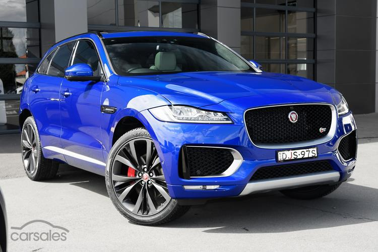 New Used Jaguar F Pace Cars For Sale In Australia Carsales Com Au