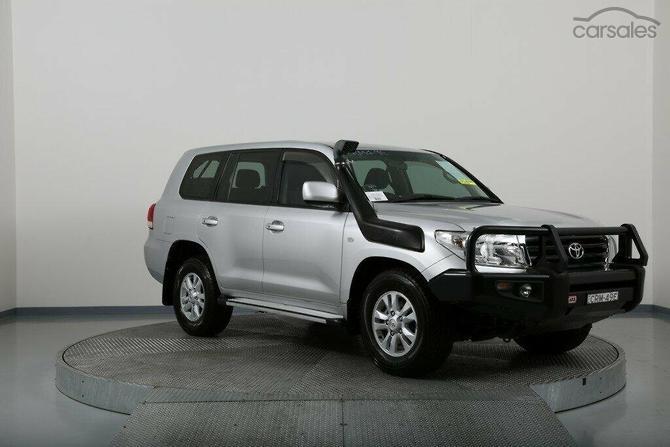 New Used Toyota Landcruiser Gxl Vdj200r Cars For Sale In Australia