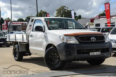 663df96a710758 New   Used Toyota Hilux Workmate cars for sale in Australia ...