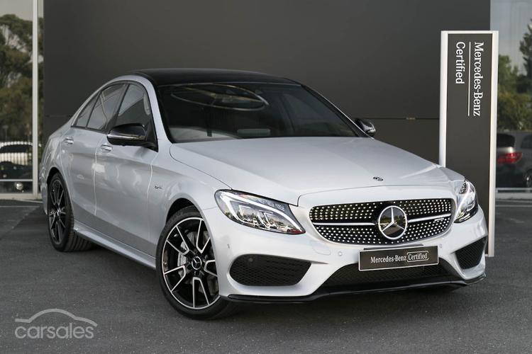2018 Mercedes Benz C43 Amg Auto 4matic