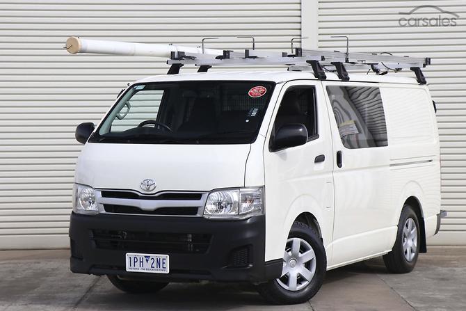 aad1fa786e8bd4 New   Used Toyota Hiace cars for sale in Victoria - carsales.com.au