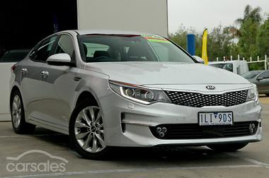 2017 Kia Optima Si Auto My17