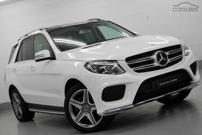2017 Mercedes Benz Gle250 D Auto 4matic