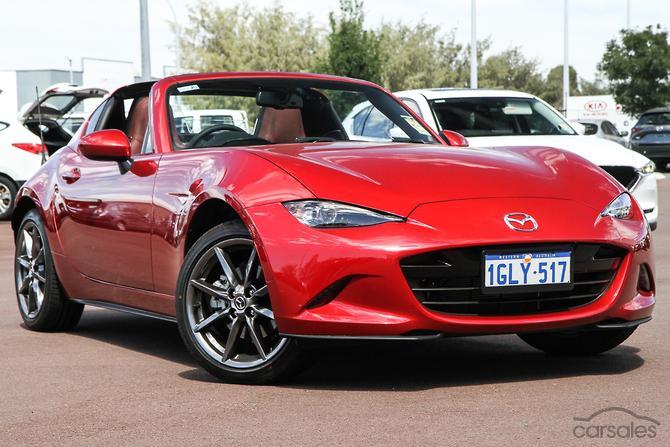 New Used Mazda Mx 5 Cars For Sale In Australia Carsales