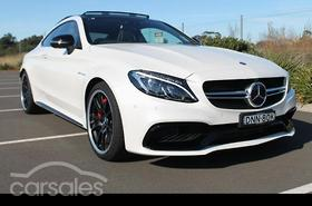 New  Used MercedesBenz C63 White Coupe cars for sale in