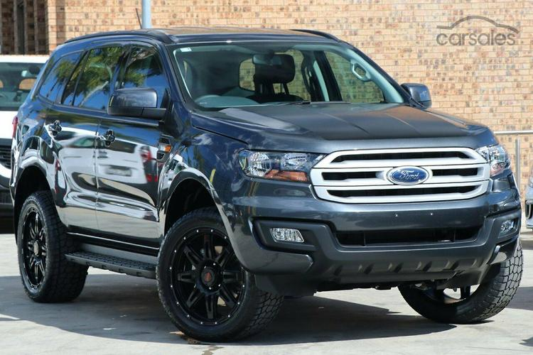 2017 Ford Everest Ambiente UA Auto 4WD & New u0026 Used Ford Everest cars for sale in New South Wales ... markmcfarlin.com