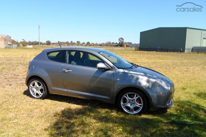New Used Alfa Romeo MiTo Cars For Sale In Australia Carsalescomau - Alfa romeo mito for sale