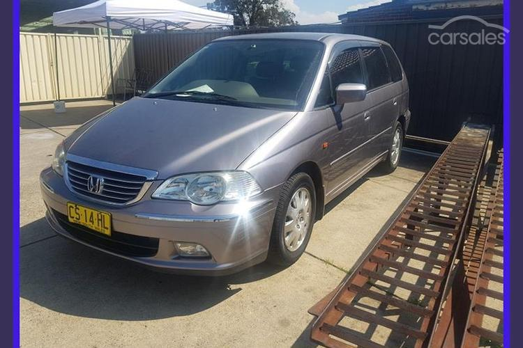 New Used Honda Odyssey Cars For Sale In Blacktown Blacktown City