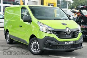 f09c7fc464 New   Used Renault Trafic cars for sale in New South Wales ...