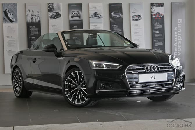 New Used Audi A5 Convertible Performance Cars For Sale In
