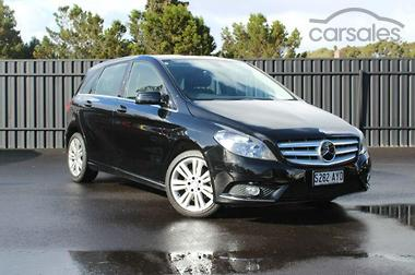 New  Used MercedesBenz B200 cars for sale in Australia