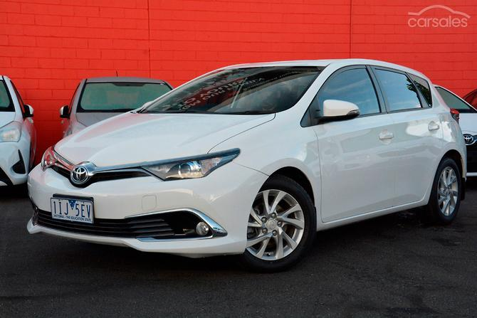 new used toyota corolla cars for sale in australia