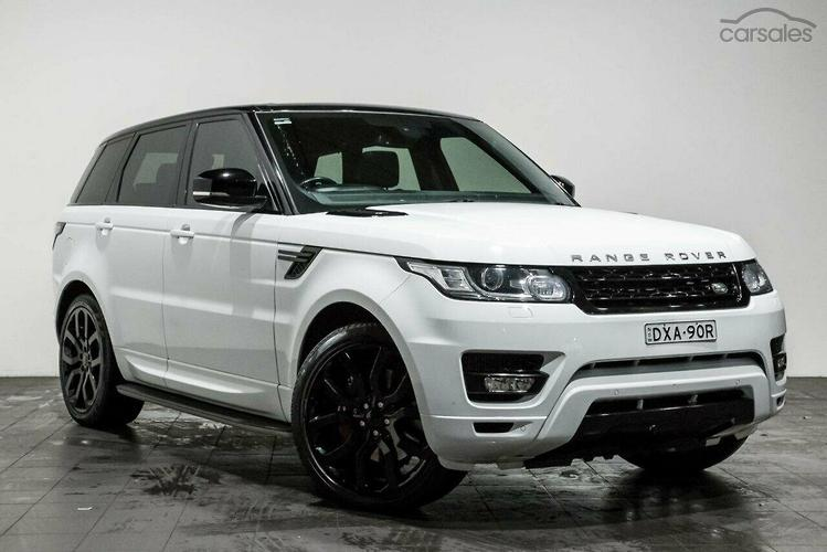 2014 Land Rover Range Rover Sport SDV8 HSE Auto 4x4 MY14.5