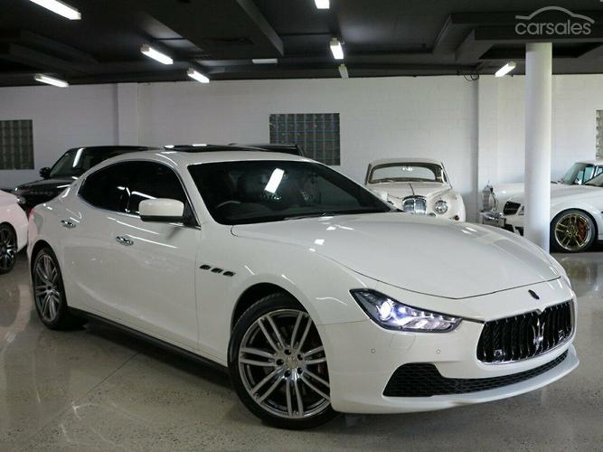 Maserati cost australia