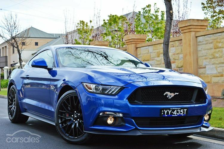Ford Mustang Gt Fm Auto