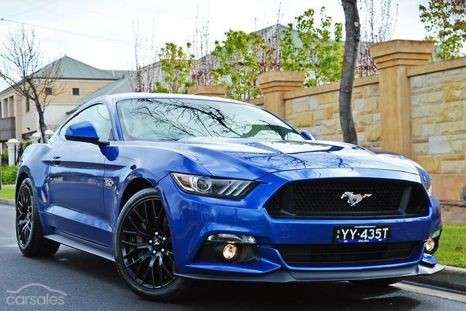 New Used Ford Mustang GT Cars For Sale In Australia Carsalescomau - Dark horse customs car show