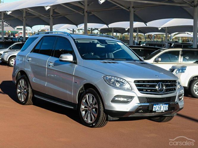 2012 Mercedes Benz ML350 BlueTEC Auto 4x4