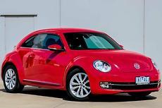 2017 Volkswagen Beetle 1l Auto My13