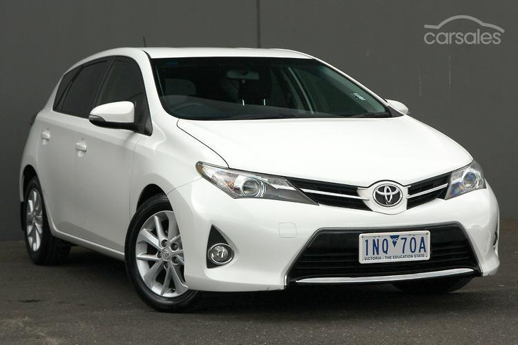 2014 Toyota Corolla Ascent Sport Auto
