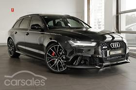 New Used Audi RS Cars For Sale In Australia Carsalescomau - Audi rs6 price