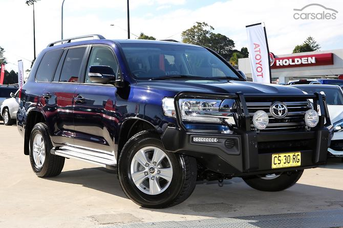 New & Used Toyota Landcruiser cars for sale in Gilgandra