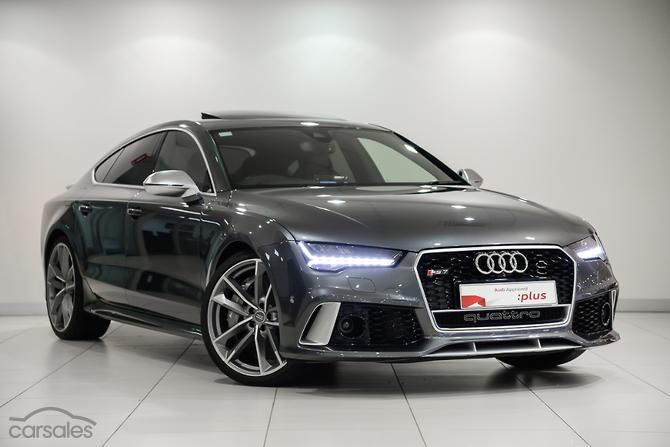 New Used Audi Rs7 Cars For Sale In Brisbane City Brisbane