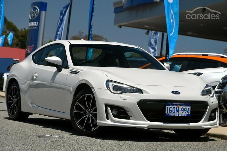 New Used Subaru Brz Automatic Cars For Sale In Australia