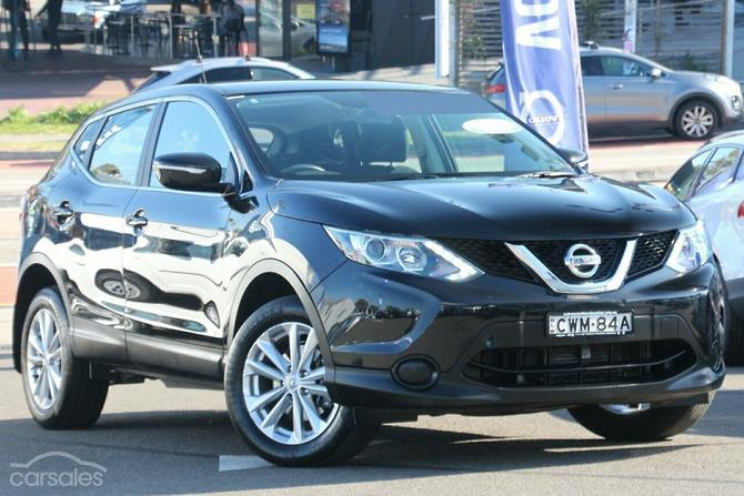 New & Used Nissan QASHQAI cars for sale in Australia - carsales.com.au