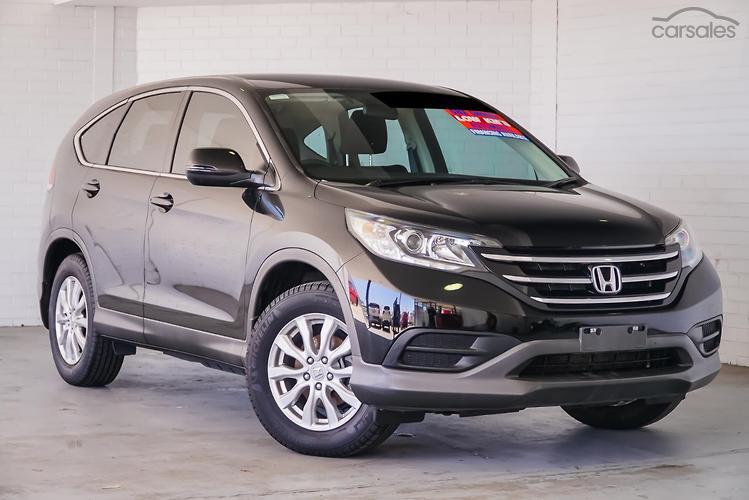 2014 Honda CR V VTi Auto 4WD MY15