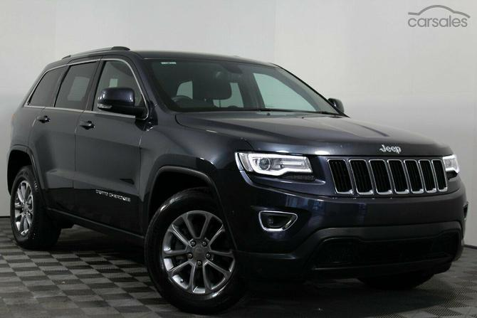 New Used Jeep Grand Cherokee Cars For Sale In Australia Carsales