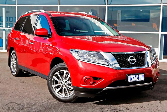 New & Used Nissan Pathfinder cars for sale in Australia - carsales ...