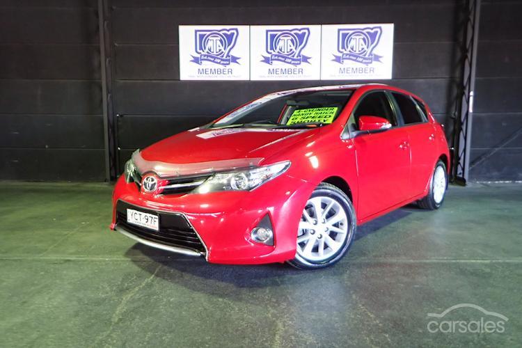 Toyota corolla sydney