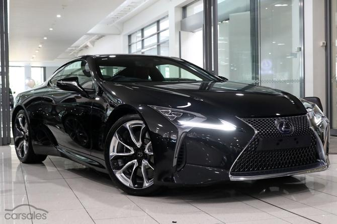 New Used Lexus Lc Cars For Sale In Australia Carsales