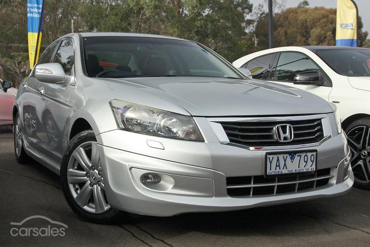 2010 Honda Accord V6 Luxury Auto MY10