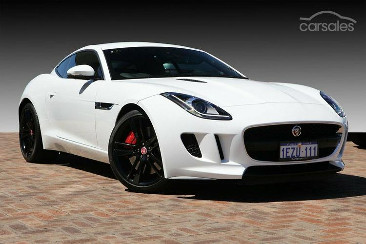 2016 Jaguar F TYPE Auto RWD MY17