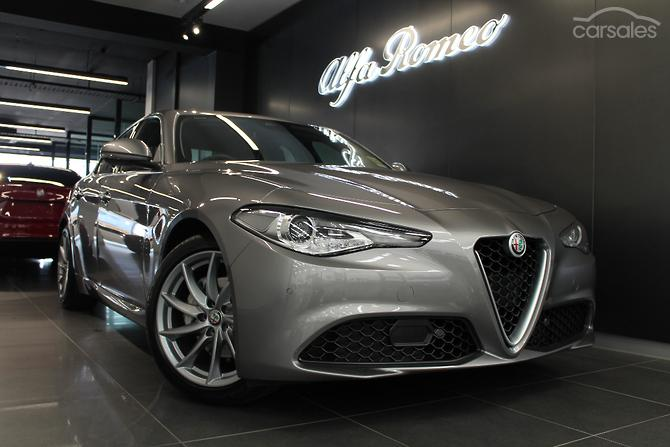 New Used Alfa Romeo Cars For Sale In Victoria Carsalescomau - Alfa romeo car for sale