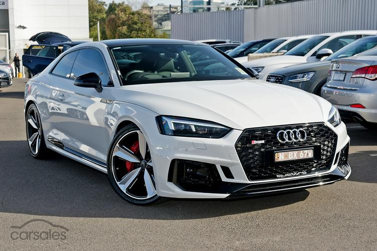 New Used Audi Rs5 White Cars For Sale In Australia Carsales Com Au