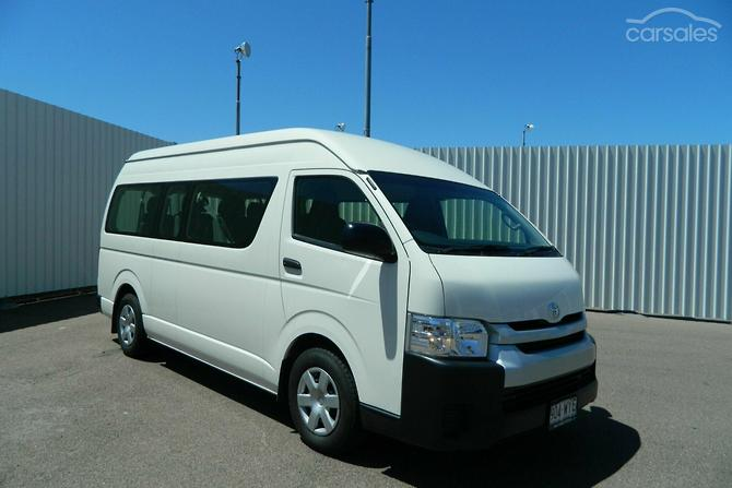 304d3771d6 New   Used Toyota Hiace Commuter Petrol - Unleaded ULP cars for sale ...