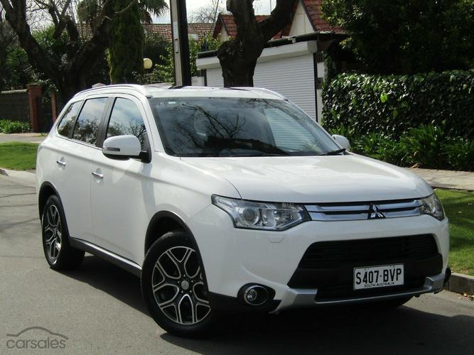 Mitsubishi outlander for sale adelaide