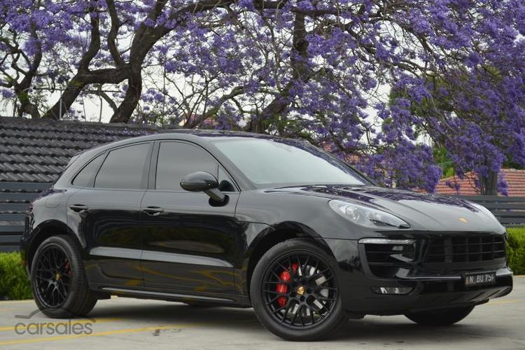 New Used Porsche Macan Gts Black Cars For Sale In Australia