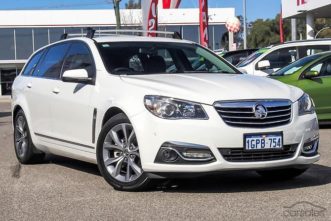 New Used Holden Calais Vf Cars For Sale In Australia Carsales