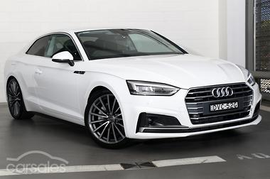 New Used Audi A White Cars For Sale In Australia Carsalescomau - White audi a5