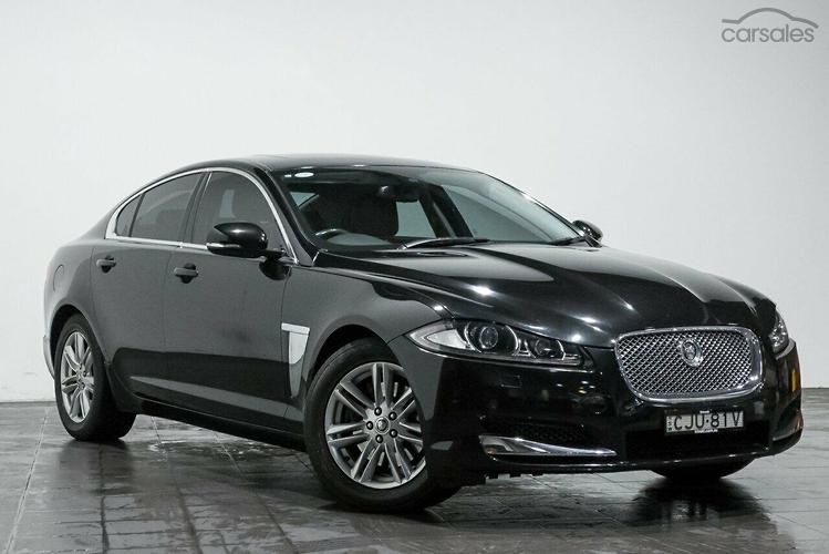 2012 Jaguar XF Luxury Auto MY13
