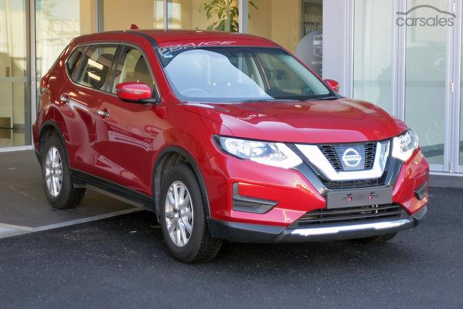 Nissan Suv For Sale >> New Used Nissan Suv Cars For Sale In Gold Coast Queensland
