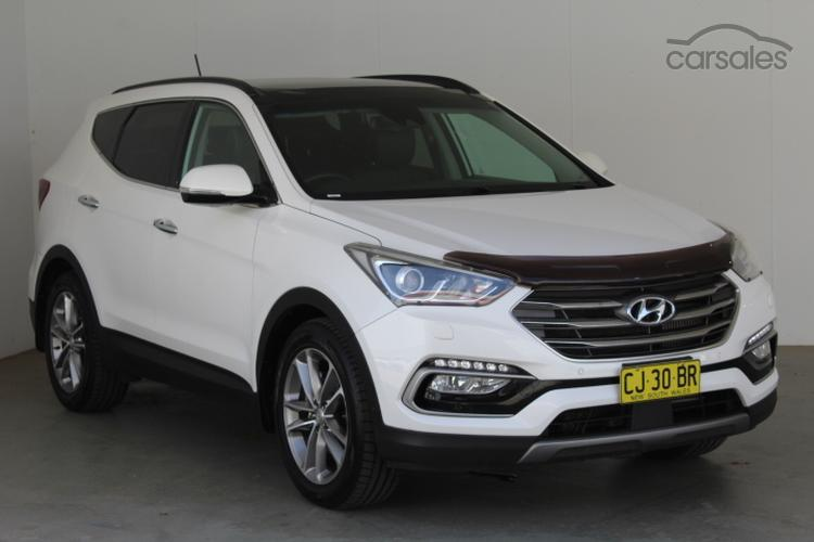 new & used hyundai santa fe highlander cars for sale in australia