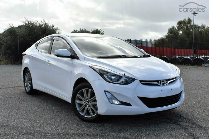 New Used Hyundai Elantra Cars For Sale In Adelaide Western South